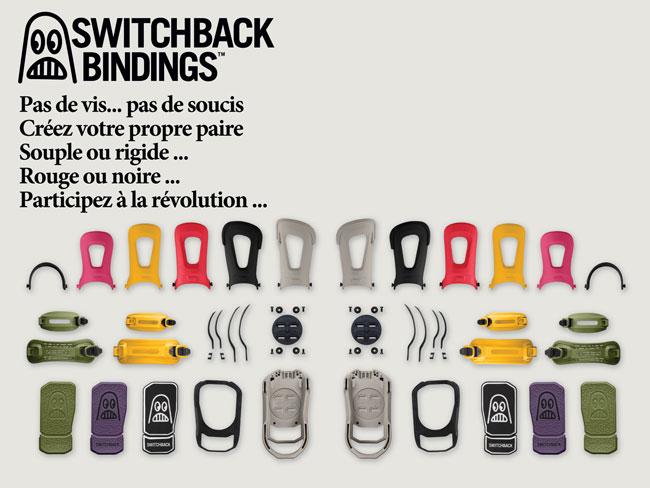 Switchback-Binding
