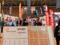 Innovations en série sur les stands de Sport-Achat