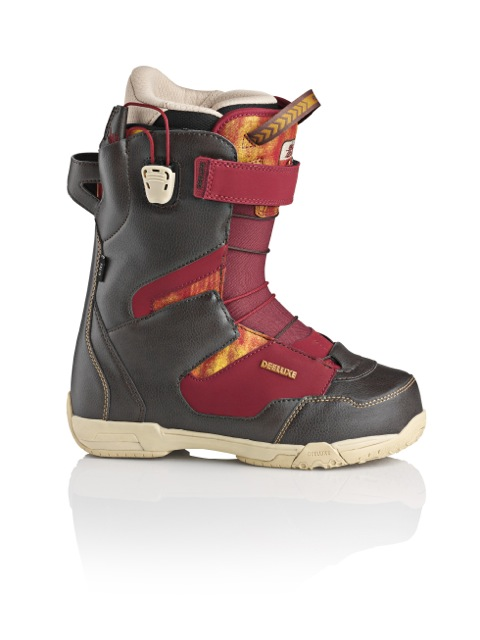 boot red