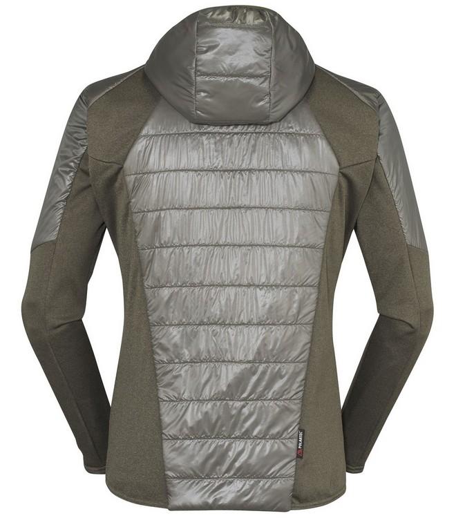 Pulse Hybrid Jacket back