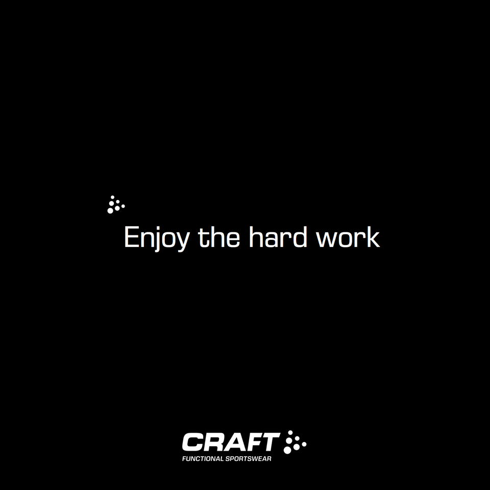 CRAFT : inspiré par la performance.
