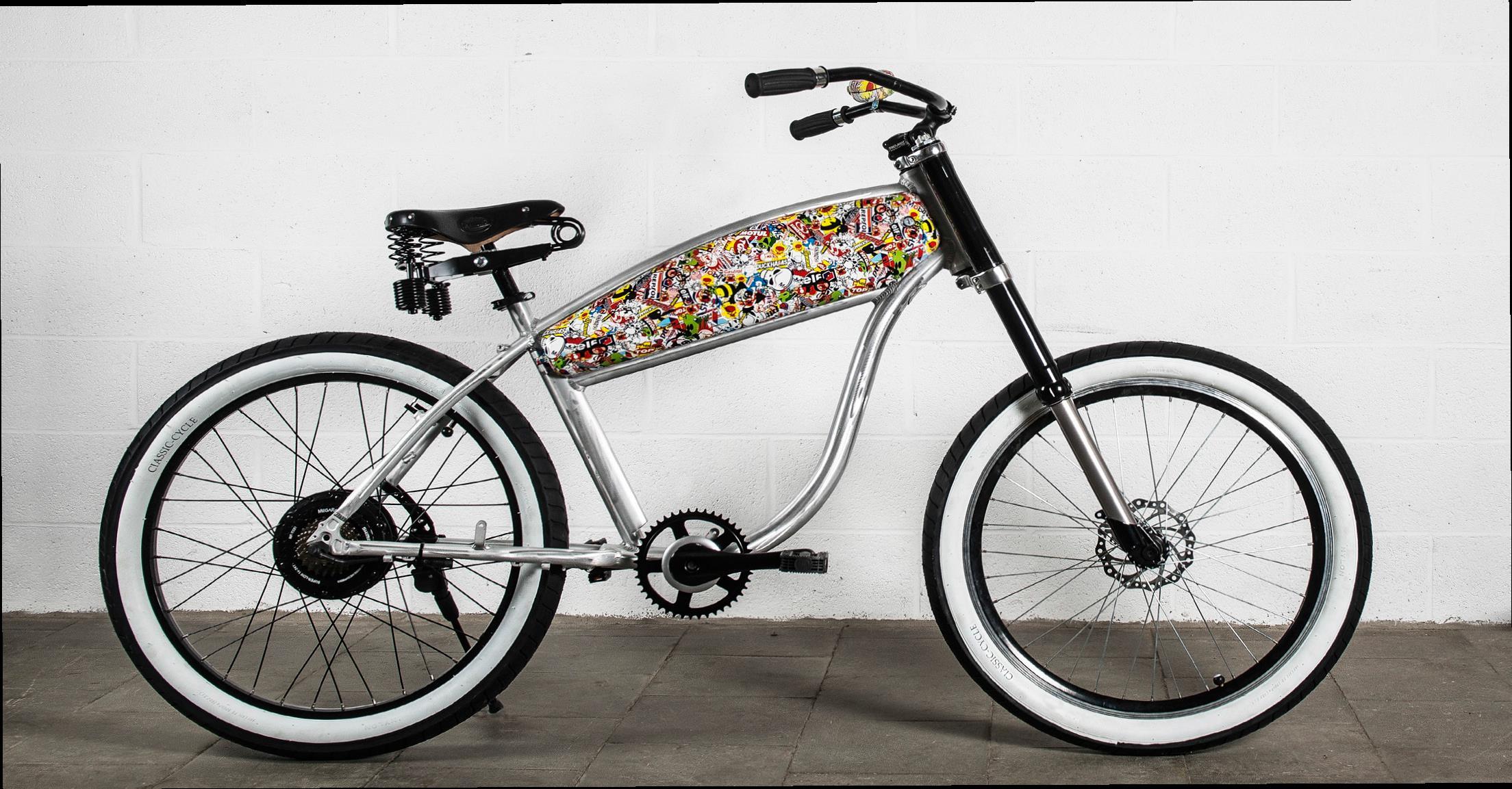 Wattitud : Des vélos électriques hors du commun sur le salon BikExpo