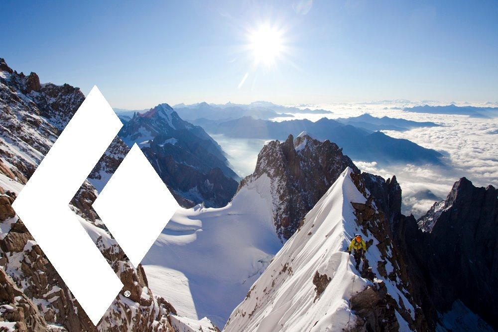 Grimpez au sommet avec Black Diamond !