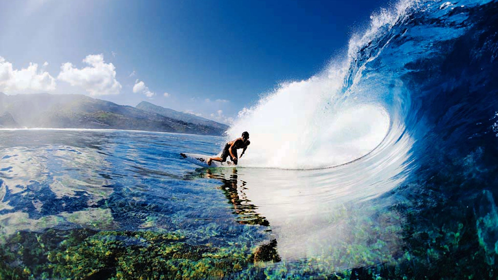 Surfing way of life