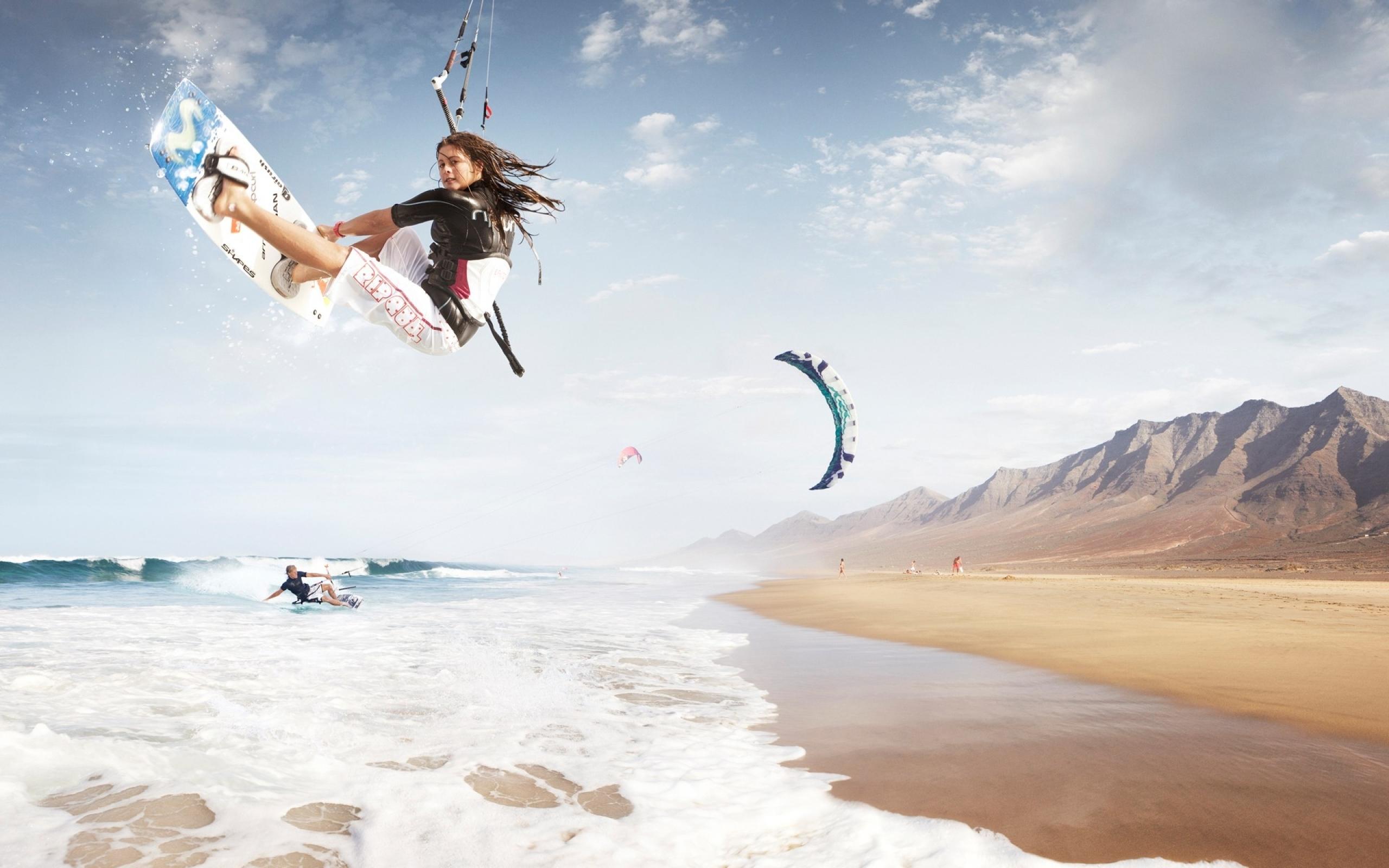Le Kitesurf, une discipline fun aux sensations uniques !