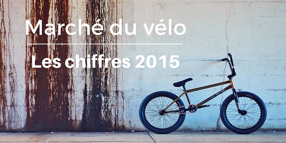 Le marché du vélo en pleine santé !