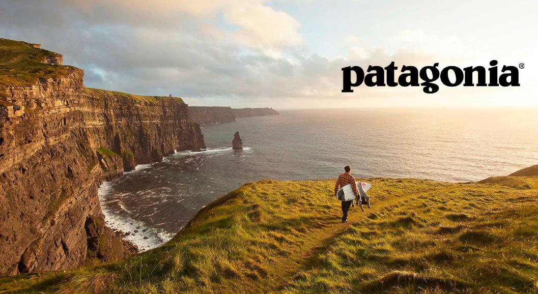 Patagonia : une première mondiale dans le surf