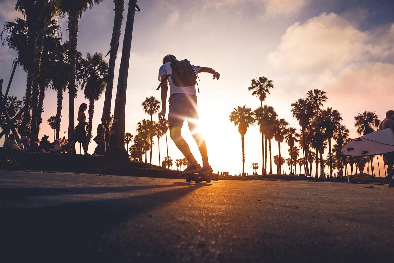 Skateboard, le surf des bitumes