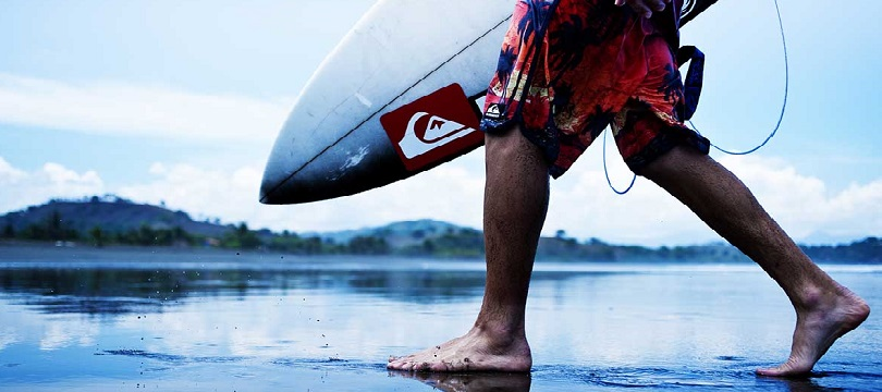 Quiksilver, the spirit of surfing !