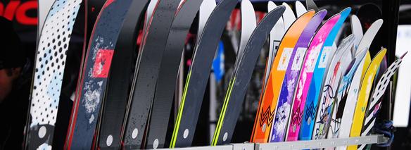 Les nouveautés skis 2017 – LINE, ZAG & KASTLE