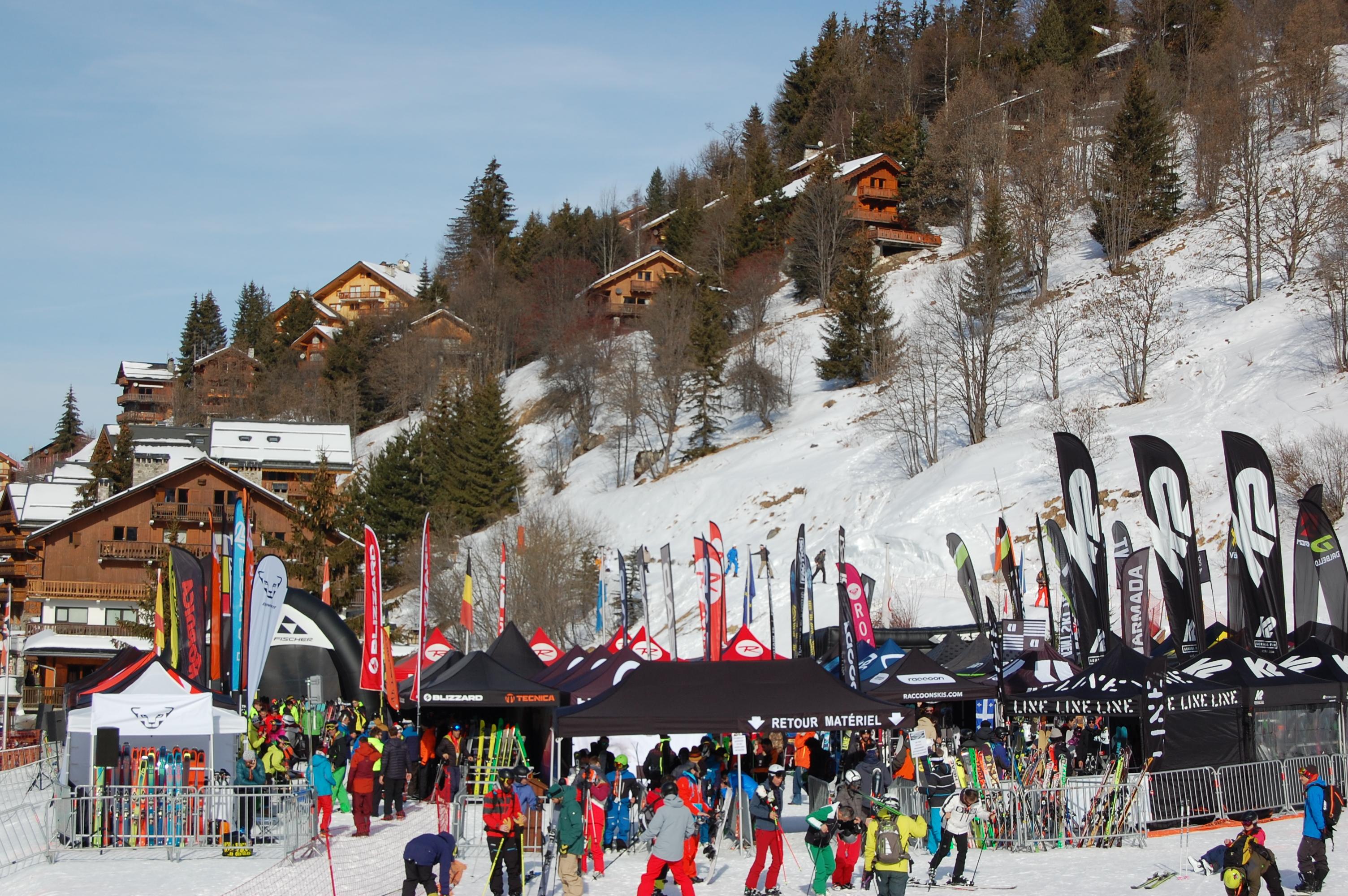 Communiqué de presse bilan Ski Test Tour 2017