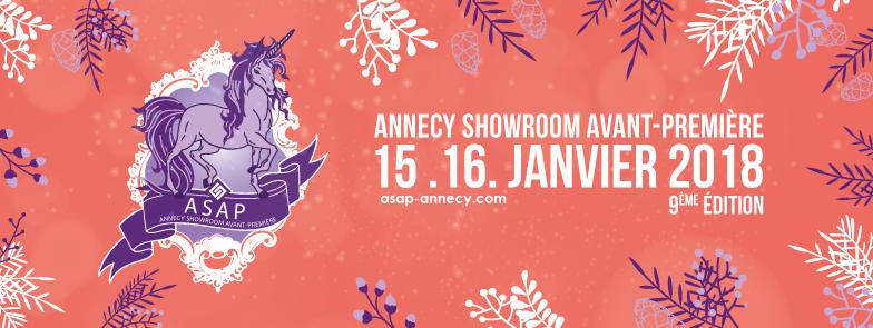 Communiqué de presse ASAP, 15 et 16 janvier 2018 à Annecy