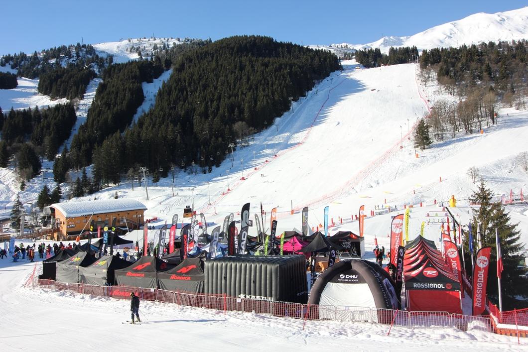 Communiqué de presse – Bilan Ski Test Tour 2018