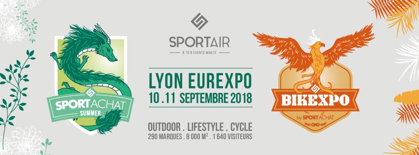 Communiqué de Presse Sport-Achat / Bikexpo 2018 – 11 juillet 2018