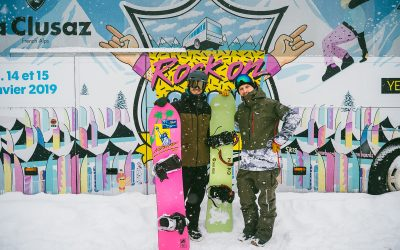 Rock On Snow Pro! New formula wins over brands and retailers