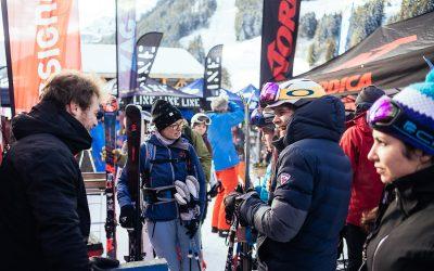 Le SKI TEST TOUR 2019 bat des records de fréquentation