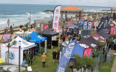 Plus de 600 tests au Rock On Surf à Anglet !